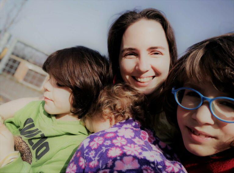Inka a děti